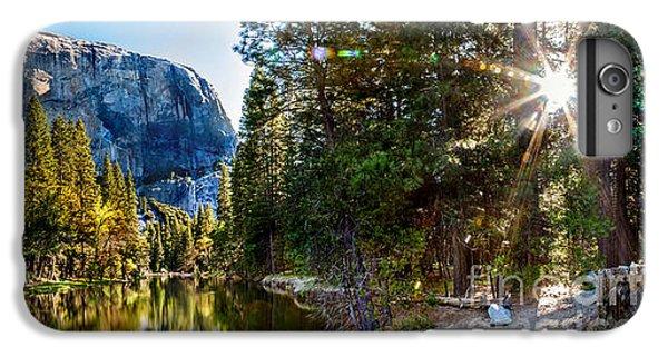 Yosemite National Park iPhone 6s Plus Case - Sunrise At Yosemite by Az Jackson