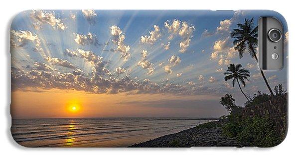 Sunset At Alibag, Alibag, 2007 IPhone 6s Plus Case by Hitendra SINKAR