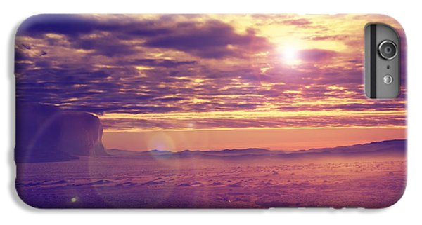 Sunset In The Desert IPhone 6s Plus Case