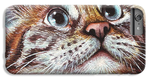 Surprised Kitty IPhone 6s Plus Case