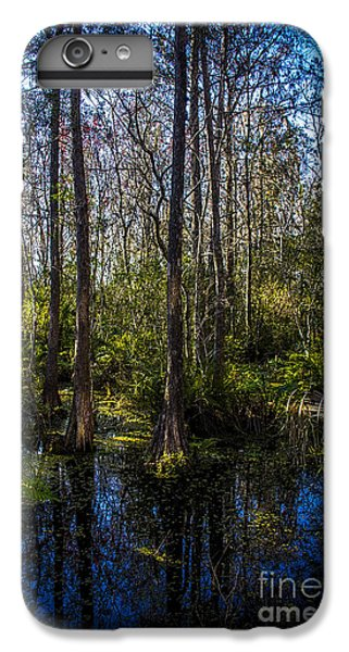 Alligator iPhone 6s Plus Case - Swampland by Marvin Spates