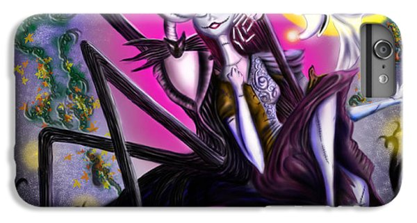 Sweet Loving Dreams In Halloween Night IPhone 6s Plus Case
