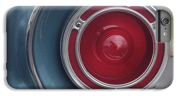 Tail Light Ford Falcon 1961 IPhone 6s Plus Case by Don Spenner