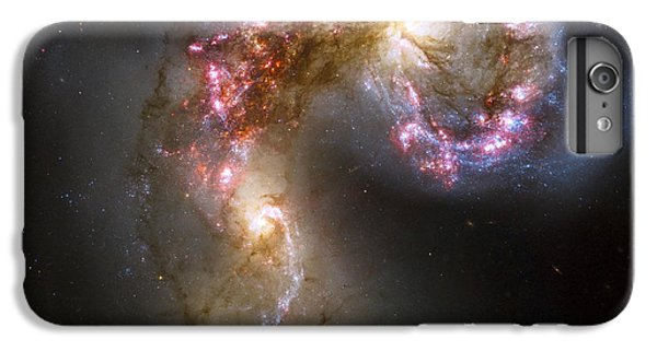 Tangled Galaxies IPhone 6s Plus Case