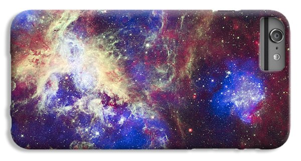 Tarantula Nebula IPhone 6s Plus Case by Adam Romanowicz