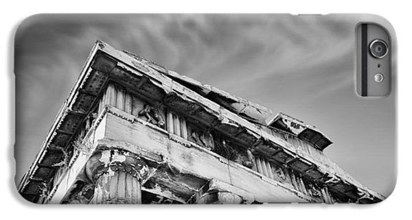 Greece iPhone 6s Plus Case - Temple Of Hephaestus- Athens by Rod McLean