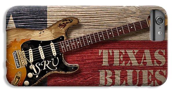 Texas Blues IPhone 6s Plus Case