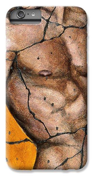 Bogdanoff iPhone 6s Plus Case - Thaddeus - Study No. 1 by Steve Bogdanoff