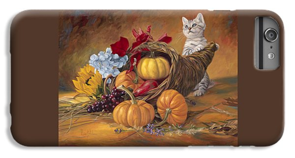Thankful IPhone 6s Plus Case by Lucie Bilodeau