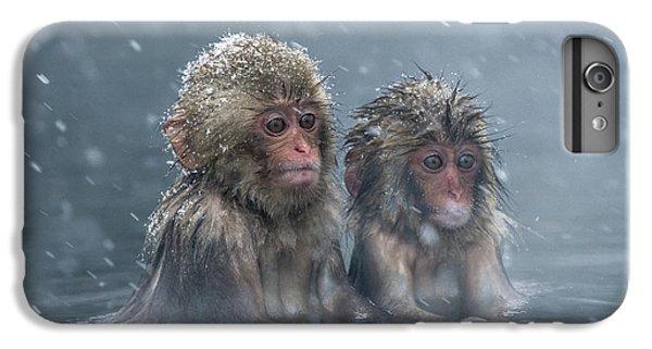 Ape iPhone 6s Plus Case - The Aliens by Julia Wimmerlin