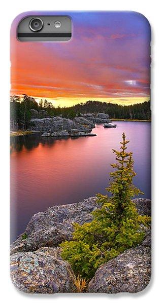 Landscapes iPhone 6s Plus Case - The Bonsai by Kadek Susanto