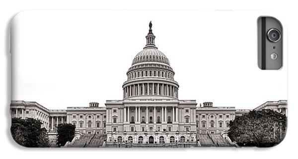 Washington D.c iPhone 6s Plus Case - The Capitol by Olivier Le Queinec