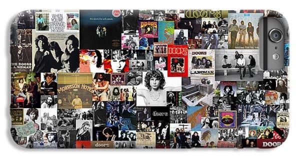 The Doors Collage IPhone 6s Plus Case