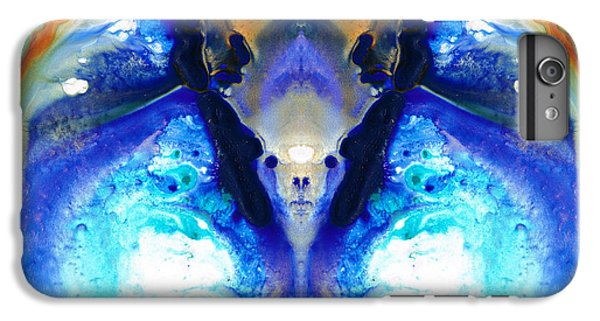 The Dragon - Visionary Art By Sharon Cummings IPhone 6s Plus Case by Sharon Cummings