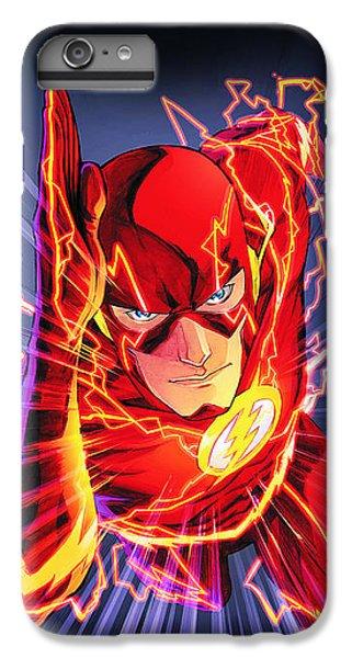 The Flash IPhone 6s Plus Case