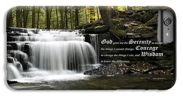 The Serenity Prayer IPhone 6s Plus Case