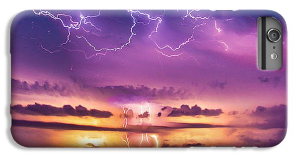 Nebraskasc iPhone 6s Plus Case - The Sky Was Talking To Me... Part 2 by NebraskaSC