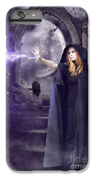 The Spell Is Cast IPhone 6s Plus Case by Linda Lees