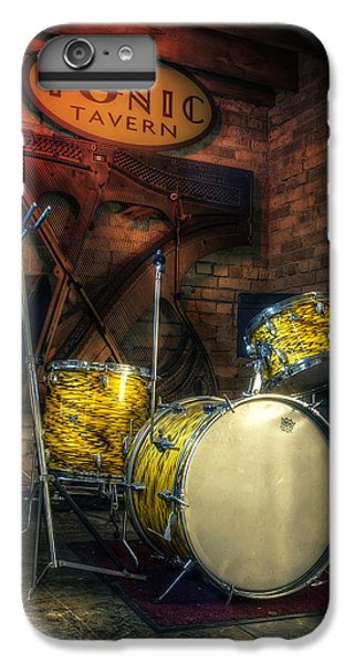 Drum iPhone 6s Plus Case - The Tonic Tavern by Scott Norris