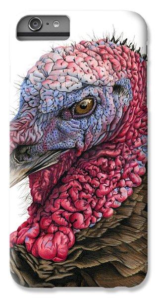 The Turkey IPhone 6s Plus Case by Sarah Batalka