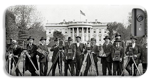 Whitehouse iPhone 6s Plus Case - The White House Photographers by Jon Neidert