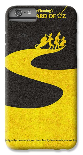 Wizard iPhone 6s Plus Case - The Wizard Of Oz by Inspirowl Design
