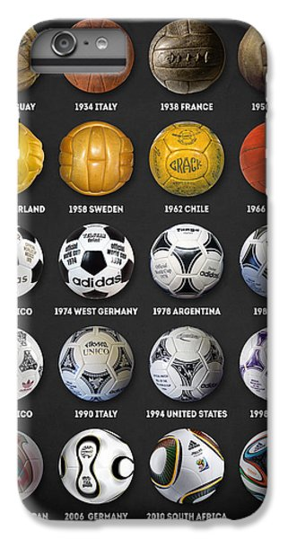 The World Cup Balls IPhone 6s Plus Case