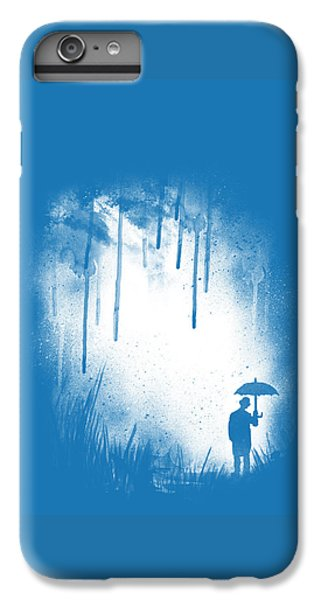 Umbrella iPhone 6s Plus Case - There Is Always A Way Out by Neelanjana  Bandyopadhyay