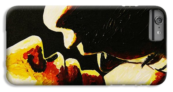 Coldplay iPhone 6s Plus Case - This Could Be Paradise by Cris Motta