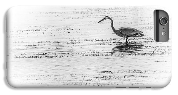 Sandpiper iPhone 6s Plus Case - Time For Fast Food by Marvin Spates