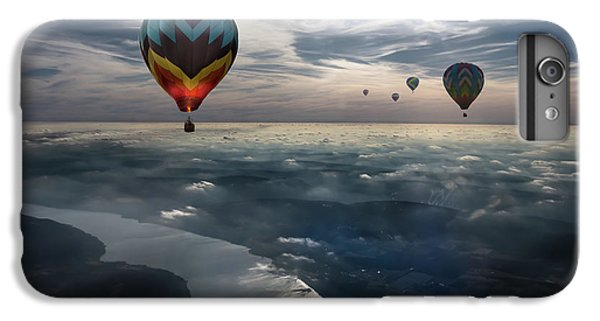 Hot iPhone 6s Plus Case - To Kiss The Sky by Heather Bonadio