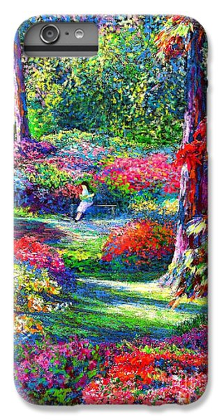 Impressionism iPhone 6s Plus Case - To Read And Dream by Jane Small