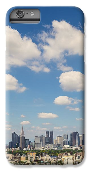 Tokyo 31 IPhone 6s Plus Case by Tom Uhlenberg