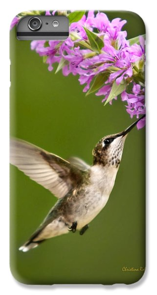 Touched IPhone 6s Plus Case by Christina Rollo