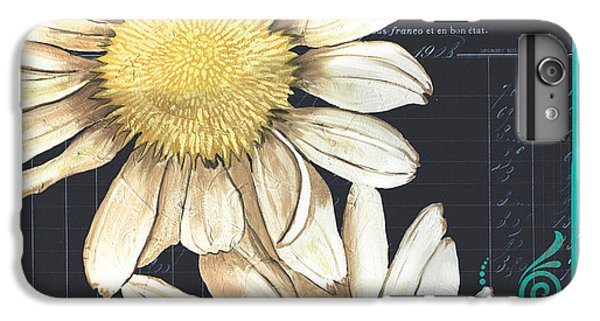 Daisy iPhone 6s Plus Case - Tranquil Daisy 1 by Debbie DeWitt
