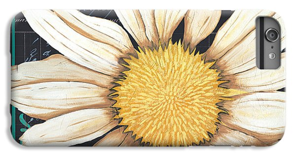 Daisy iPhone 6s Plus Case - Tranquil Daisy 2 by Debbie DeWitt