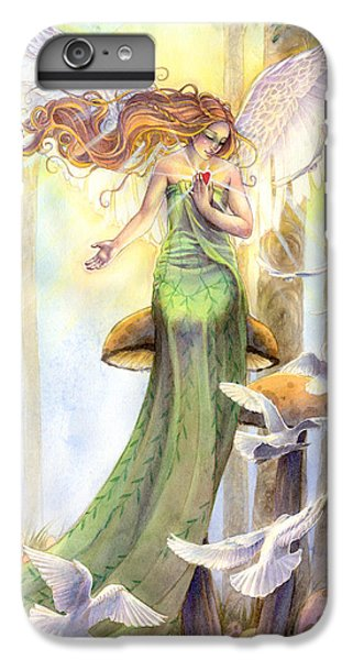 Fantasy iPhone 6s Plus Case - Translucence  by Sara Burrier