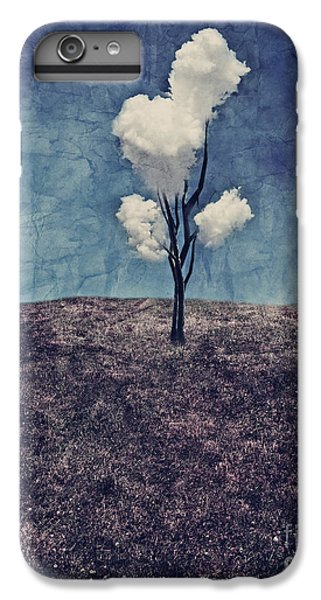 Tree Clouds 01d2 IPhone 6s Plus Case by Aimelle