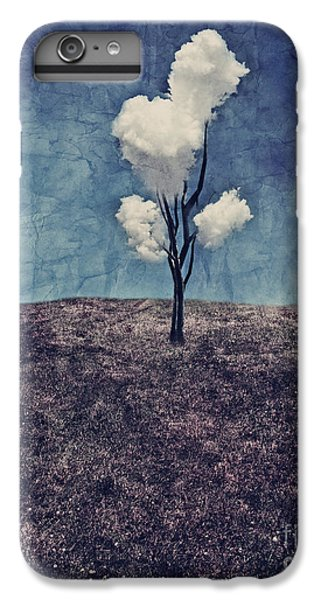 iPhone 6s Plus Case - Tree Clouds 01d2 by Aimelle