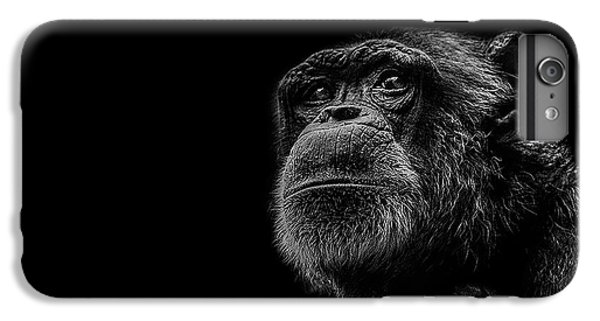 Trepidation IPhone 6s Plus Case by Paul Neville