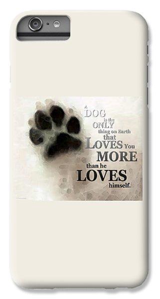 True Love - By Sharon Cummings Words By Billings IPhone 6s Plus Case