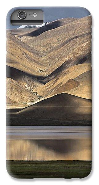 Golden Light Tso Moriri, Karzok, 2006 IPhone 6s Plus Case by Hitendra SINKAR