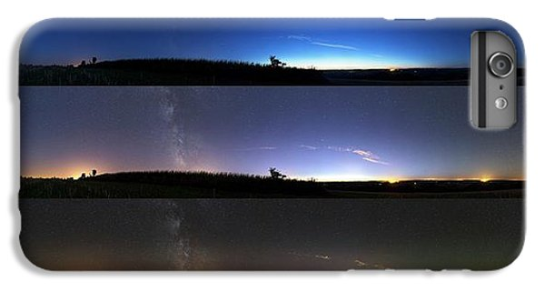 Twilight Sequence IPhone 6s Plus Case by Laurent Laveder