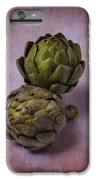 Two Artichokes IPhone 6s Plus Case
