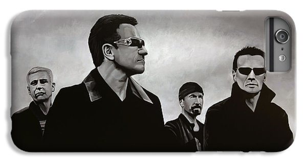 U2 IPhone 6s Plus Case by Paul Meijering