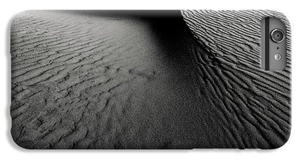 Umbrella iPhone 6s Plus Case - Umbrella On The Beach............... by Wim Schuurmans