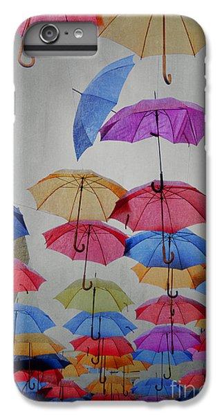 Umbrella iPhone 6s Plus Case - Umbrellas by Jelena Jovanovic