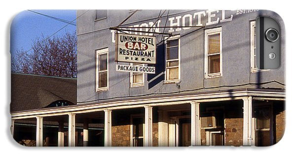 Whitehouse iPhone 6s Plus Case - Union Hotel by Skip Willits