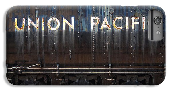 Train iPhone 6s Plus Case - Union Pacific - Big Boy Tender by Paul W Faust -  Impressions of Light