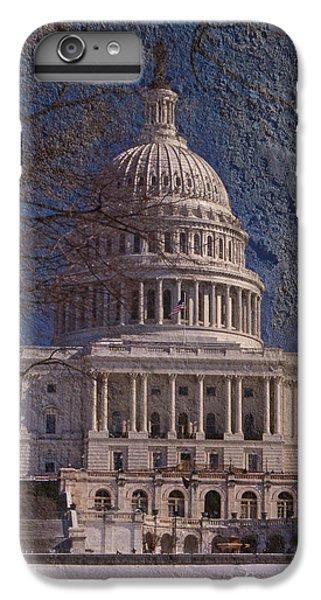 United States Capitol IPhone 6s Plus Case